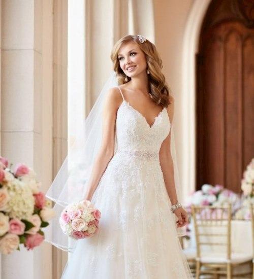 9e8b6bc6645e17 Весільні сукні